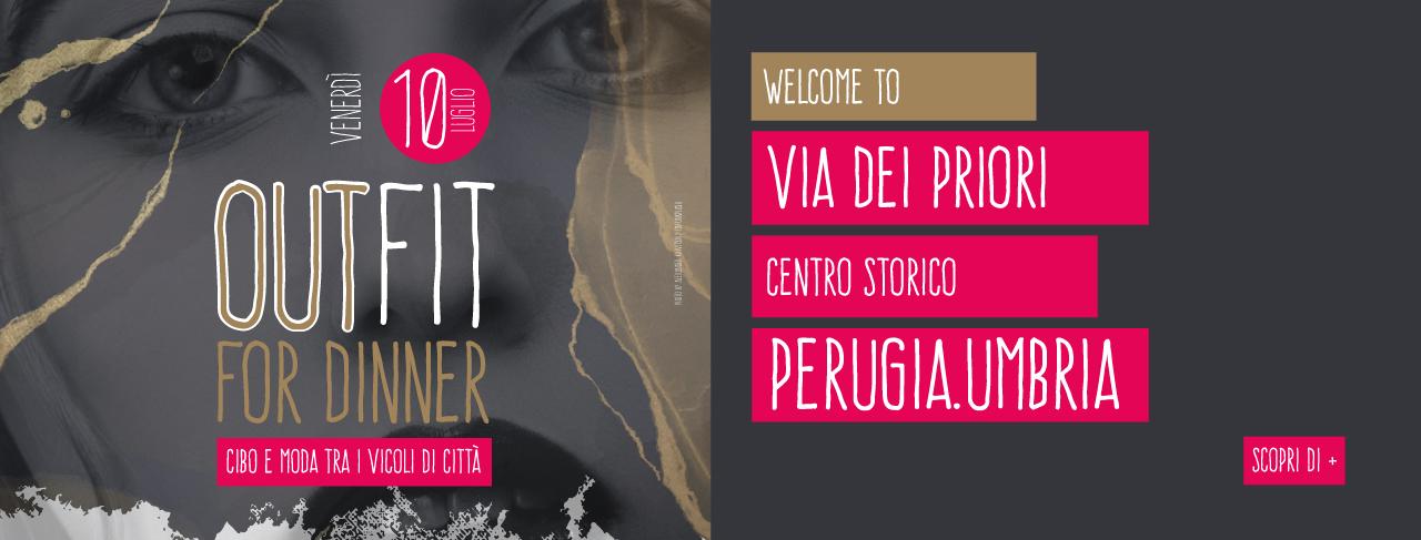 L'evento post-covid a Perugia Centro Storico